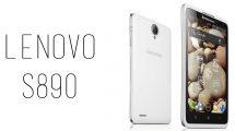 Lenovo - S890