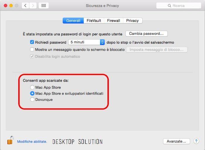 Mac OS X - Gatekeeper