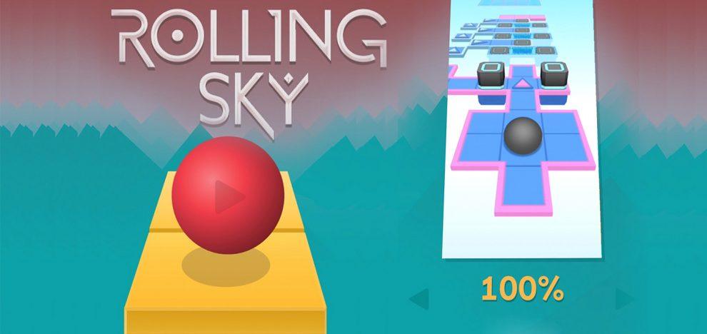 Rotolamento del cielo (Rolling Sky)