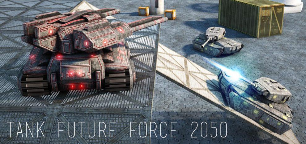 Tank Future Force 2050