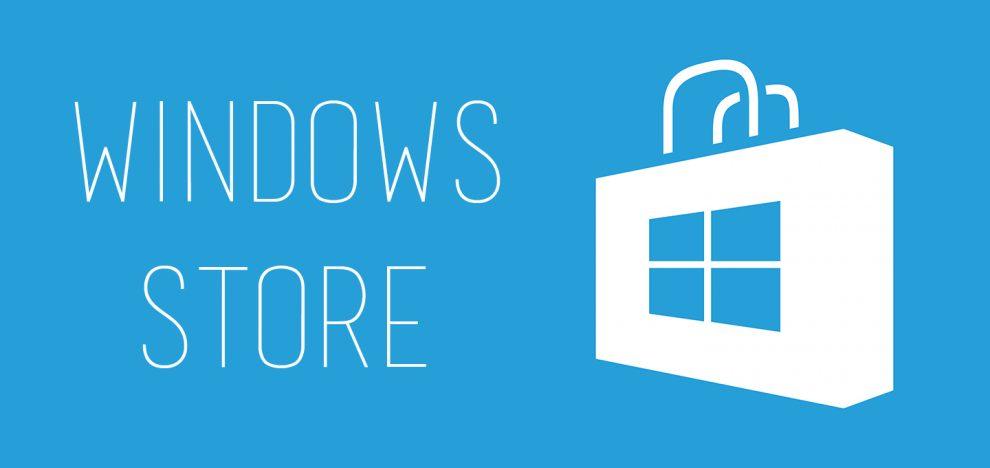 Windows Store - logo