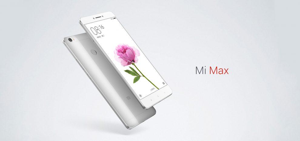 Xiaomi - Mi Max