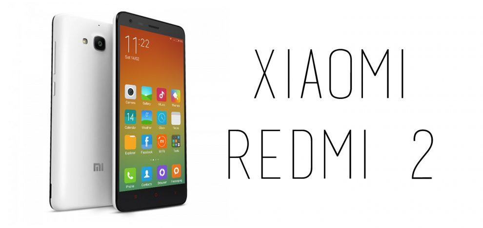 Xiaomi - Redmi 2