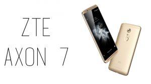 ZTE - Axon 7