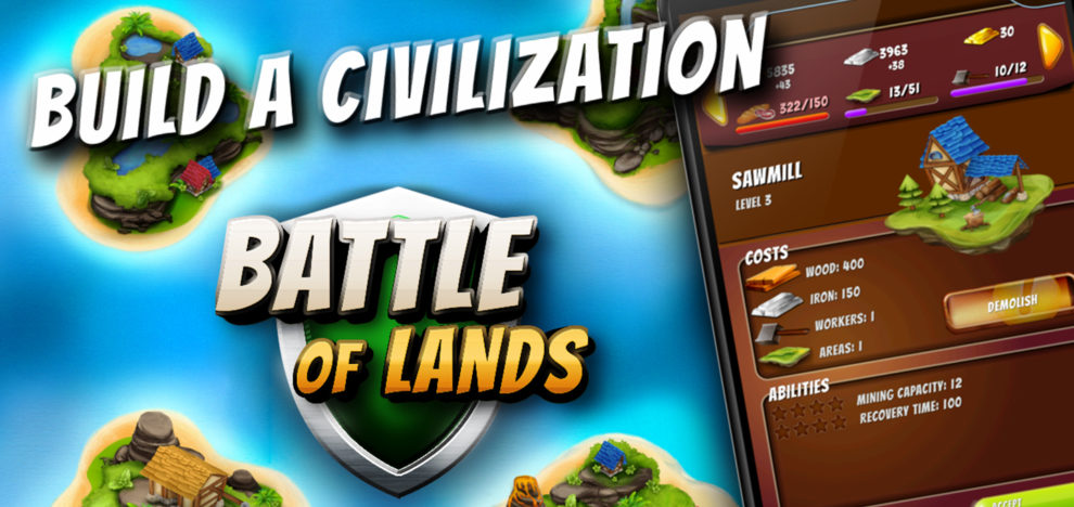 Battle of Lands