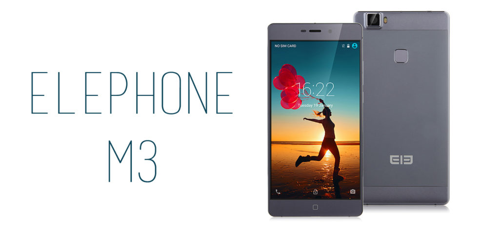 Elephone - M3