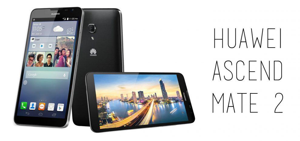 Huawei - Ascend Mate 2