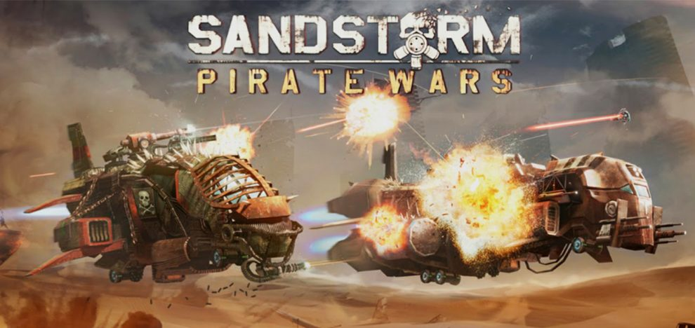 Sandstorm - Pirate Wars