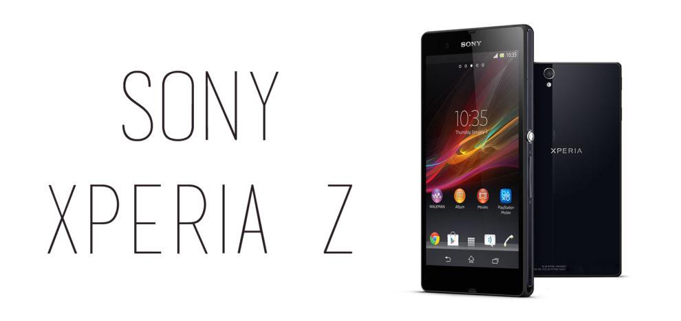 Sony - Xperia Z