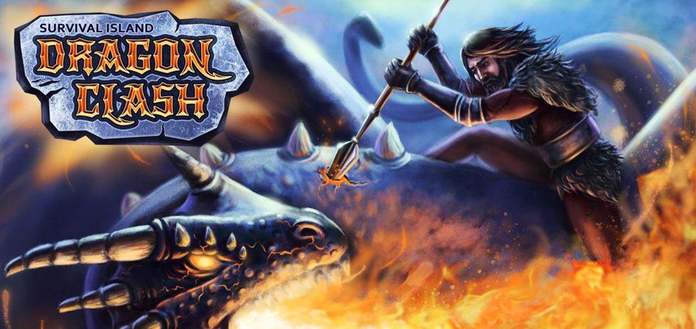 Survival Island- Dragon Clash