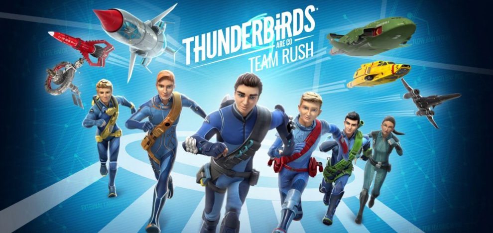 Thunderbirds Are Go - Team Rush