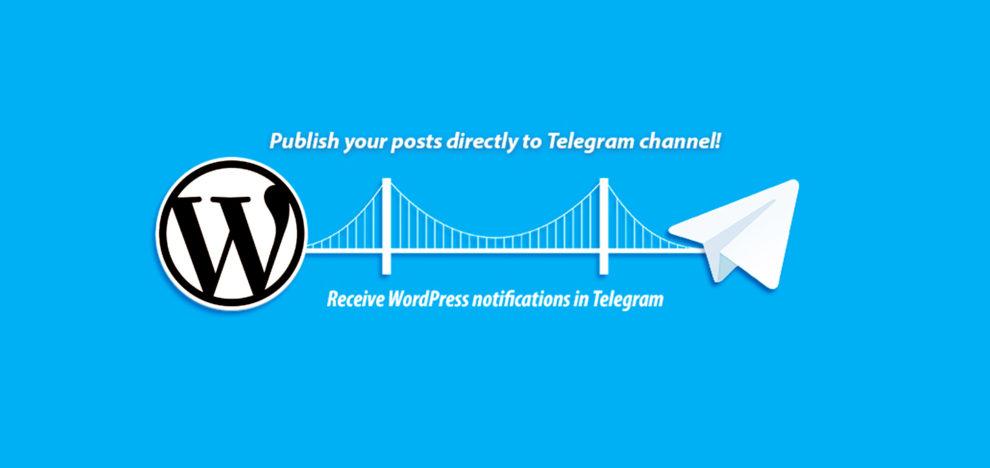 WordPress to Telegram
