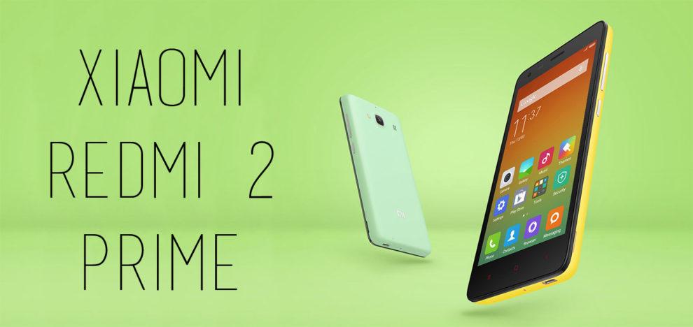 Xiaomi - Redmi 2 Prime