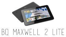 BQ - Maxwell 2 Lite