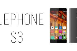 Elephone - S3