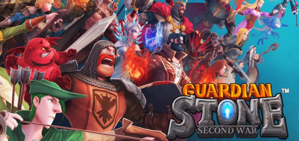 Guardian Stone - Second War