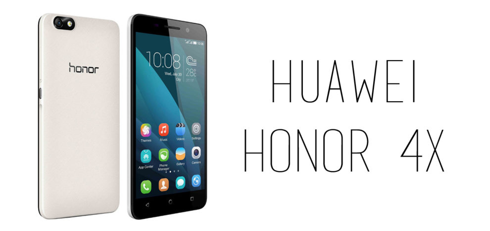 Huawei - Honor 4x