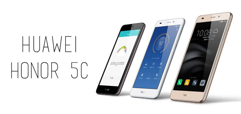 Huawei - Honor 5C