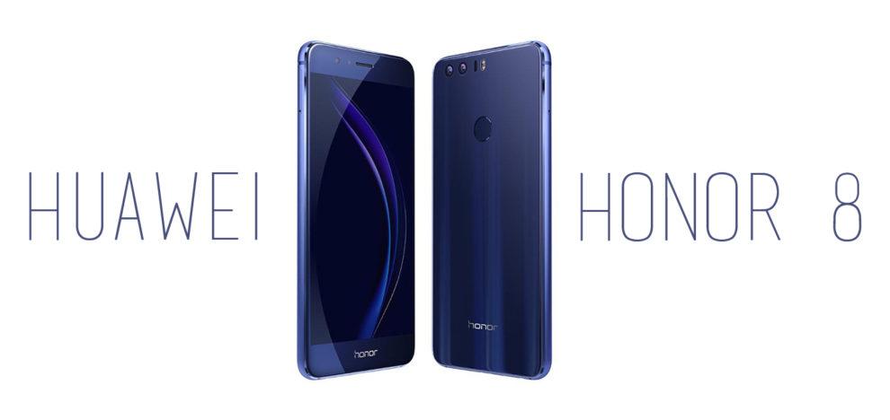 Huawei - Honor 8