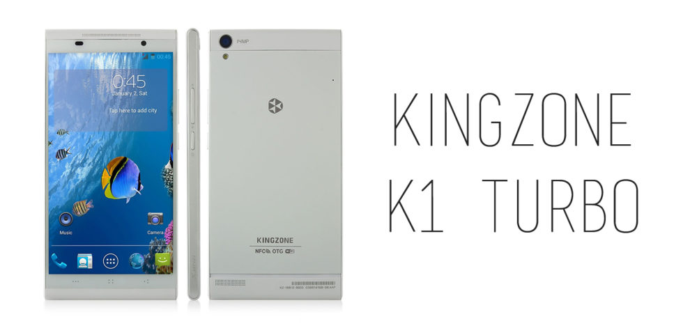 Kingzone - K1 Turbo