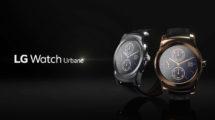 LG - Watch Urbane