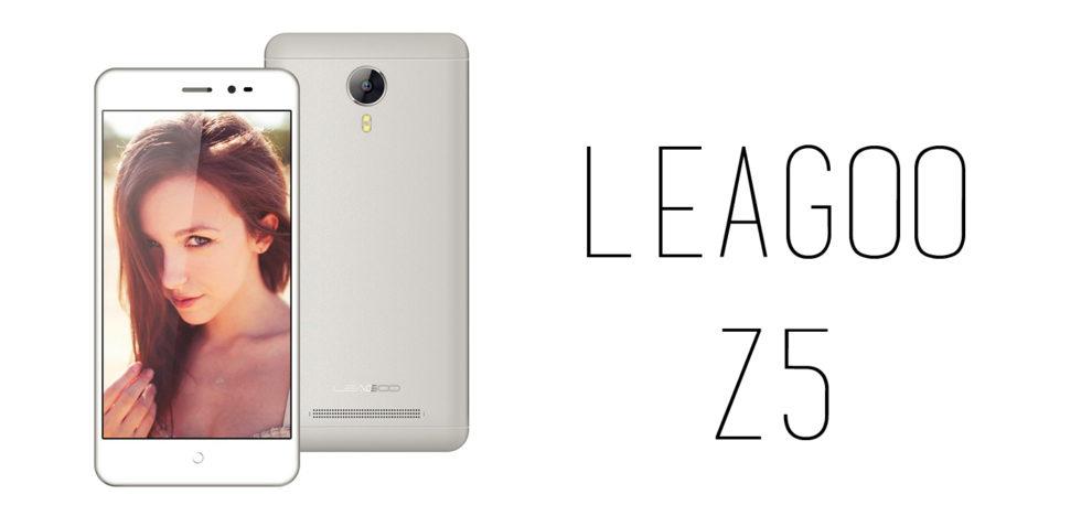 Leagoo - Z5