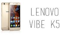 Lenovo - Vibe K5