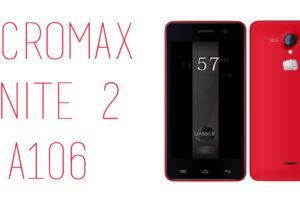 Micromax - Unite 2 A106