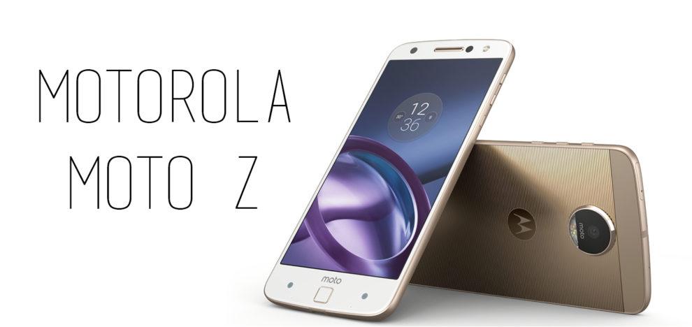 Motorola - Moto Z