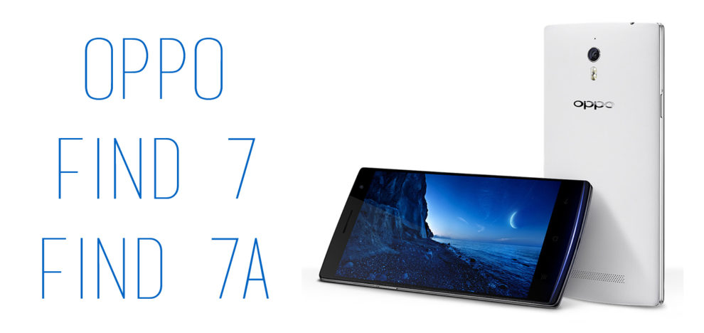 Oppo - Find 7 - 7a