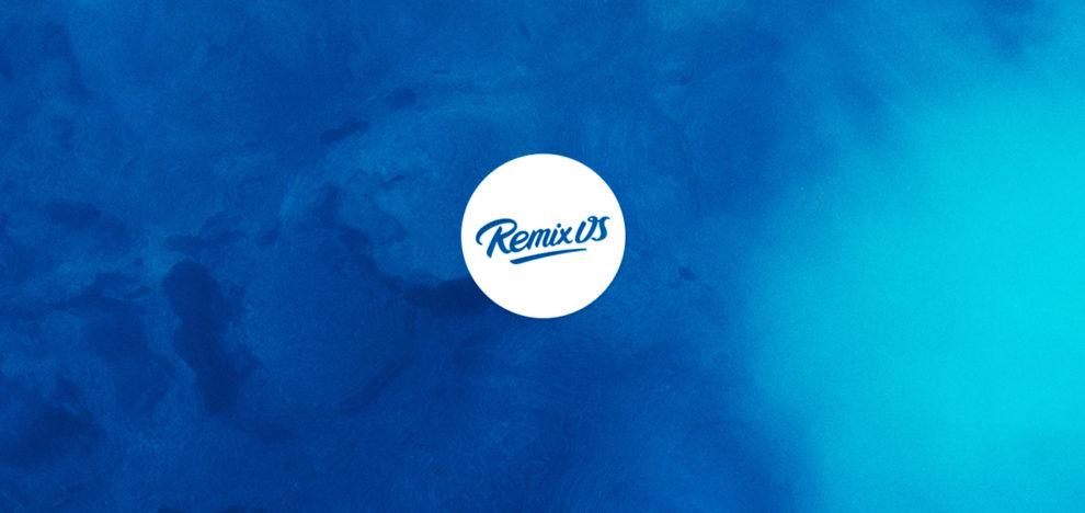 Remix OS - logo