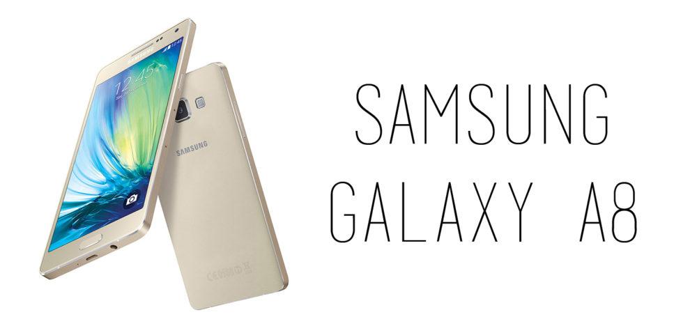 Samsung - Galaxy A8