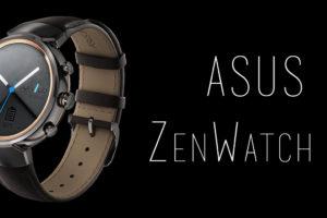 ASUS - ZenWatch 3
