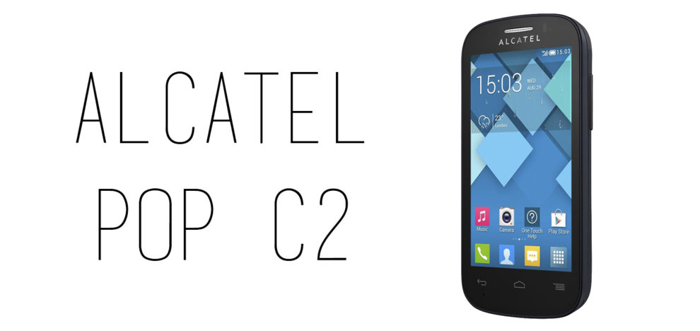 Alcatel - Pop C2