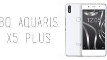 BQ - Aquaris X5 Plus