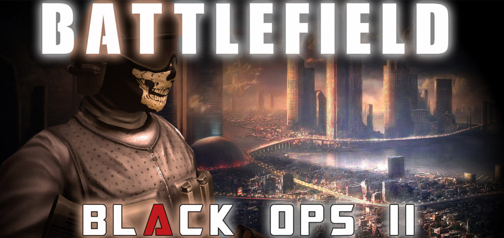 Battlefield Combat Black Ops 2