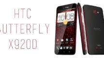 HTC - Butterfly X920D