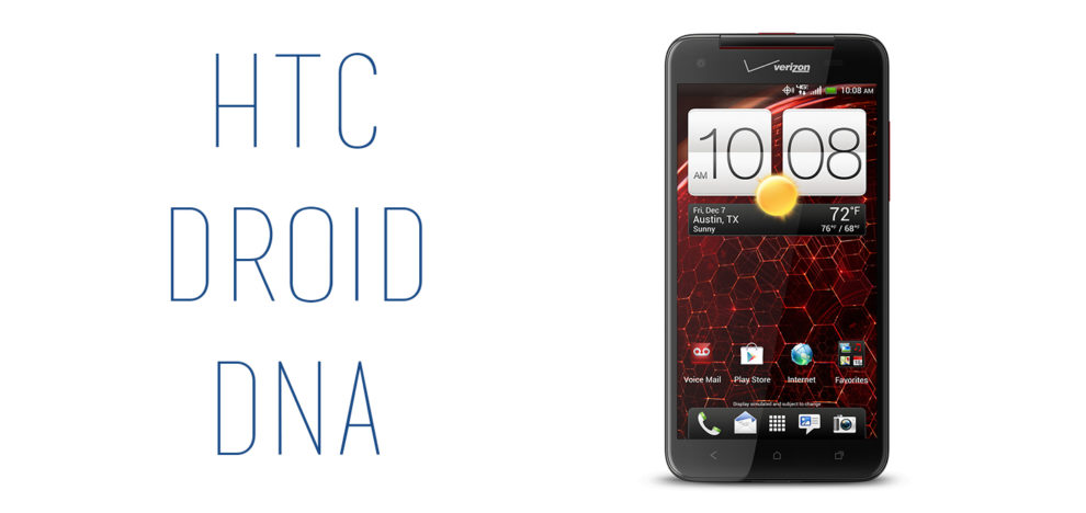 HTC - Droid DNA