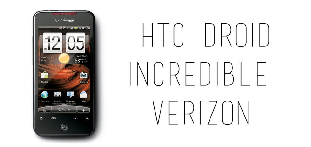 HTC - Droid Incredible