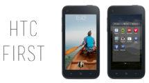 HTC - First