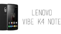 Lenovo - Vibe K4 Note
