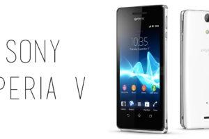 Sony - Xperia V
