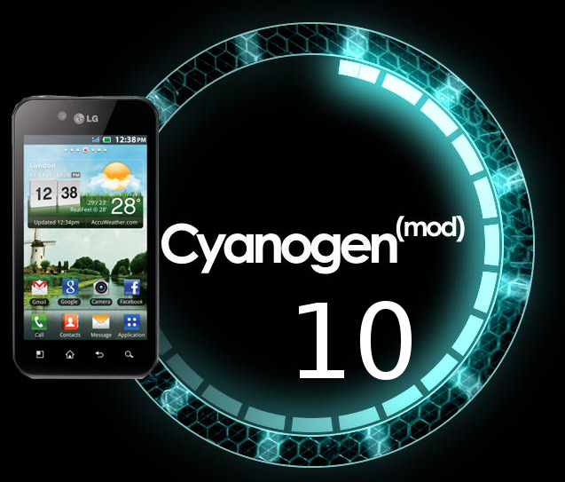 LG Optimus Black - CyanogenMod10