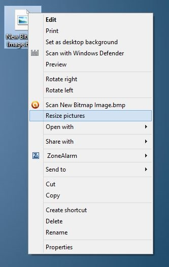 Image-Resizer-for-Windows-menu