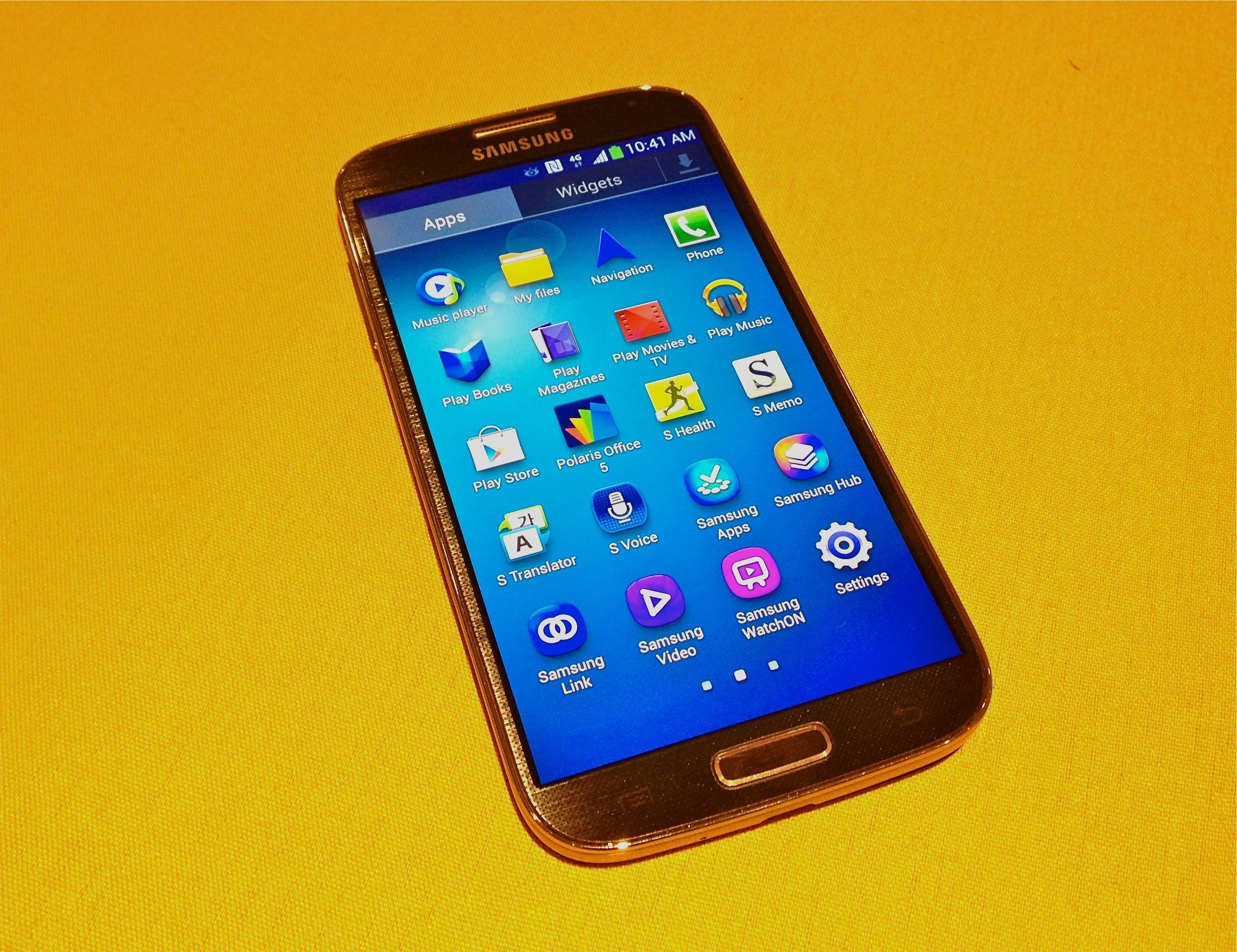 Samsung Galaxy S4 - La luminosità delude