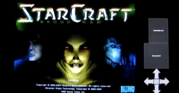 StarCraft: Brood War su Winulator