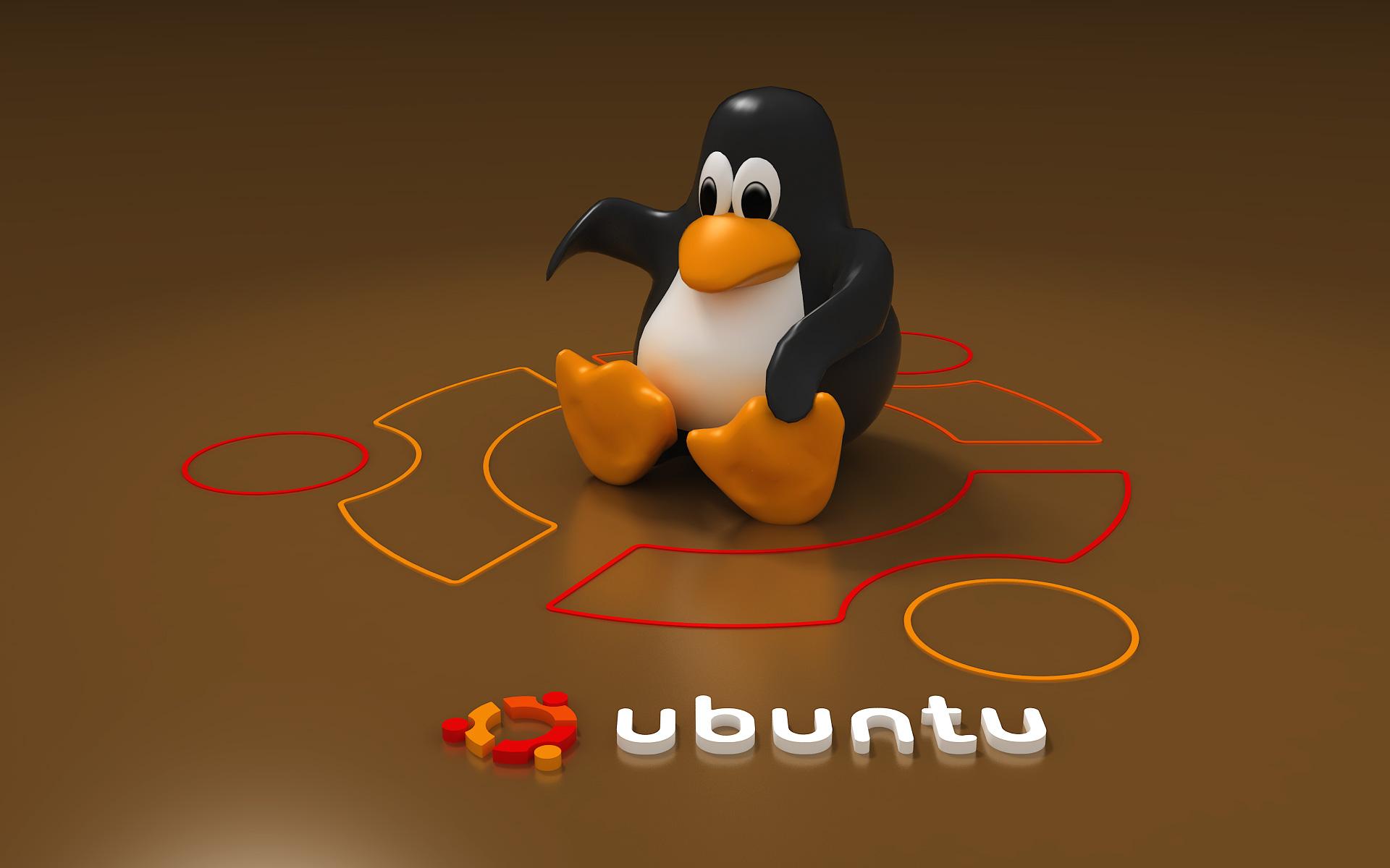 ubuntu & Tux
