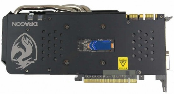Asus - GeForce - GTX - 660 - Ti - Dragon