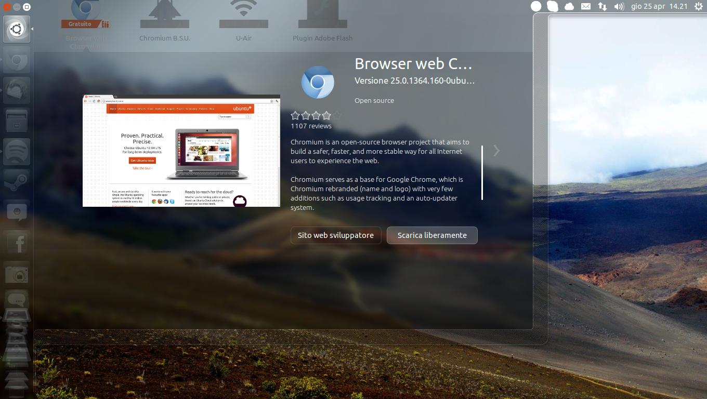Ubuntu 13.04 - 2