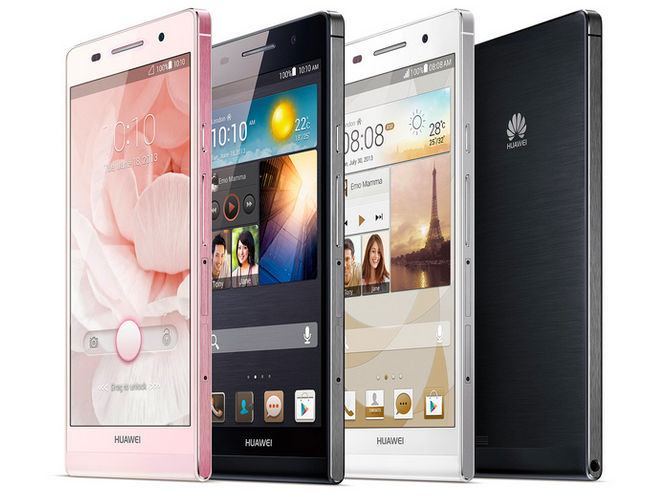 Huawei - Ascend P6